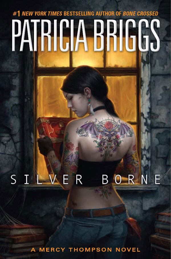 silver borne patricia briggs mercy thompson