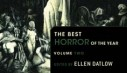 best horror ellen datlow