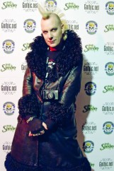 Gothic.net Party Red Carpet Tim Sin