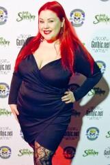 Gothic.net Party Red Carpet April Flores