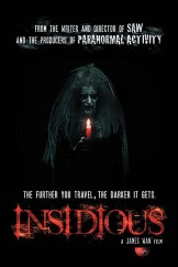 Insidious Movie 2010 Poster Art