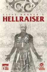 Hellraiser Comic Larry's Comics