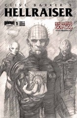 Hellraiser Comic New Dimension