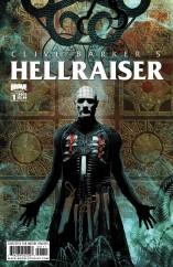 Hellraiser Comic Tim Bradstreet