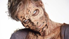 Face Off Zombie Makeup