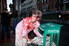 zombie walk boston