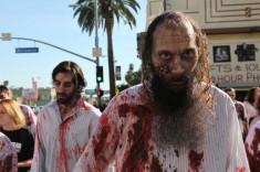 zombie walk los angeles