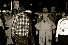 zombie walk san francisco