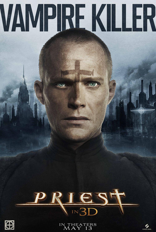 Priest Movie Poster Vampire Killer