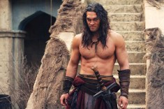 Jason Mamoa Stars as Conan