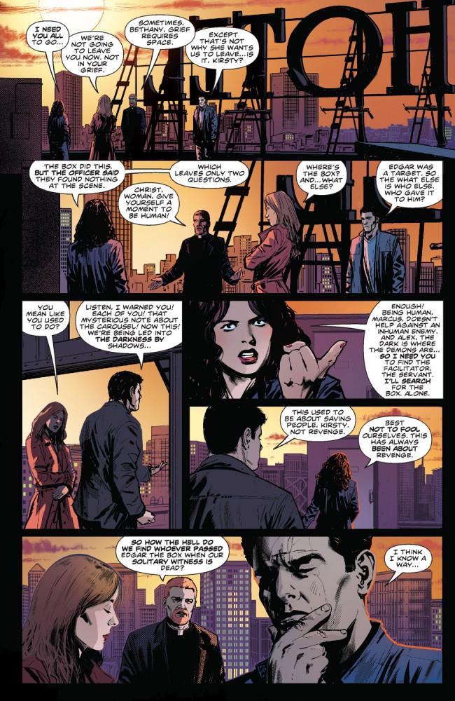 Hellraiser Comic Book 4