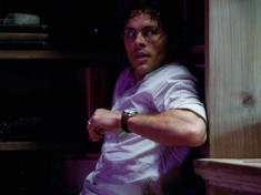 "James Marsden as ""David Sumner"" in Screen Gems' STRAW DOGS."