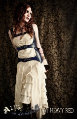 Gothic Alice in Wonderland Costume