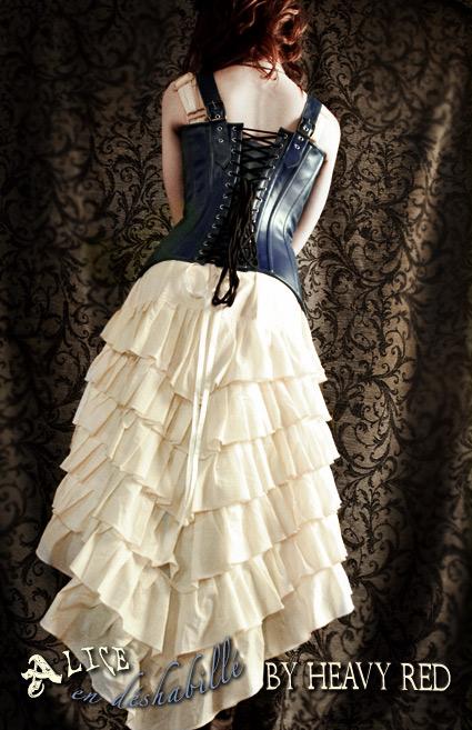 Gothic Alice in Wonderland Costume