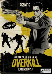 House of the Dead Agent G