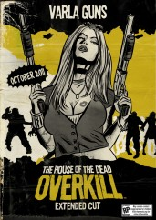 House of the Dead Varla Guns