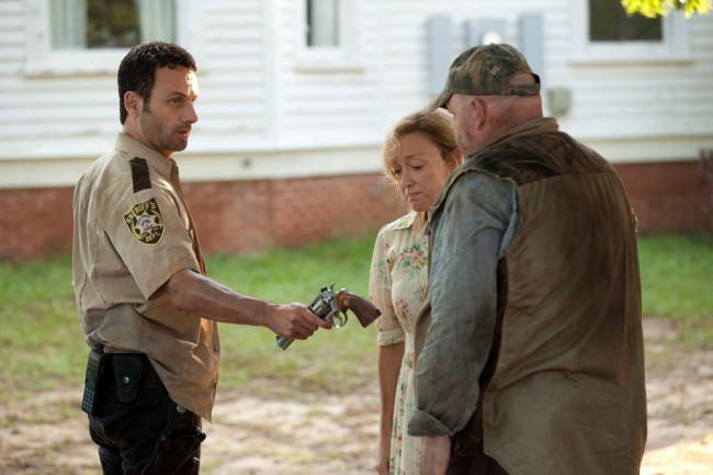 The Walking Dead from AMC