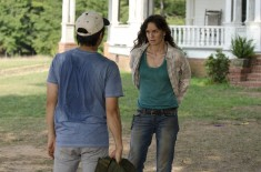 Glenn and Lori Grimes