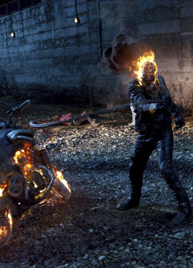 Ghost Rider Spirit of Vengeance Girl 855481 Ghost Rider Spirit