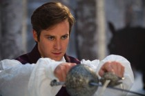 Armie Hammer is Prince Charming