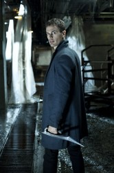 Theo James Underworld Awakening 3d