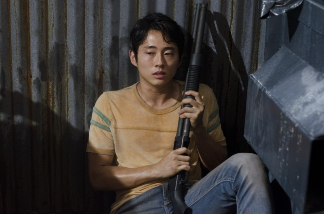 The Walking Dead Episode 209 Steven Yeun