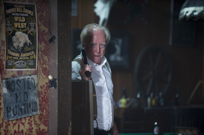 The Walking Dead Episode 209 Scott Wilson