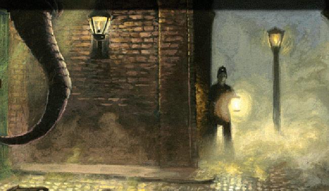 cthulu 1800s steampunk