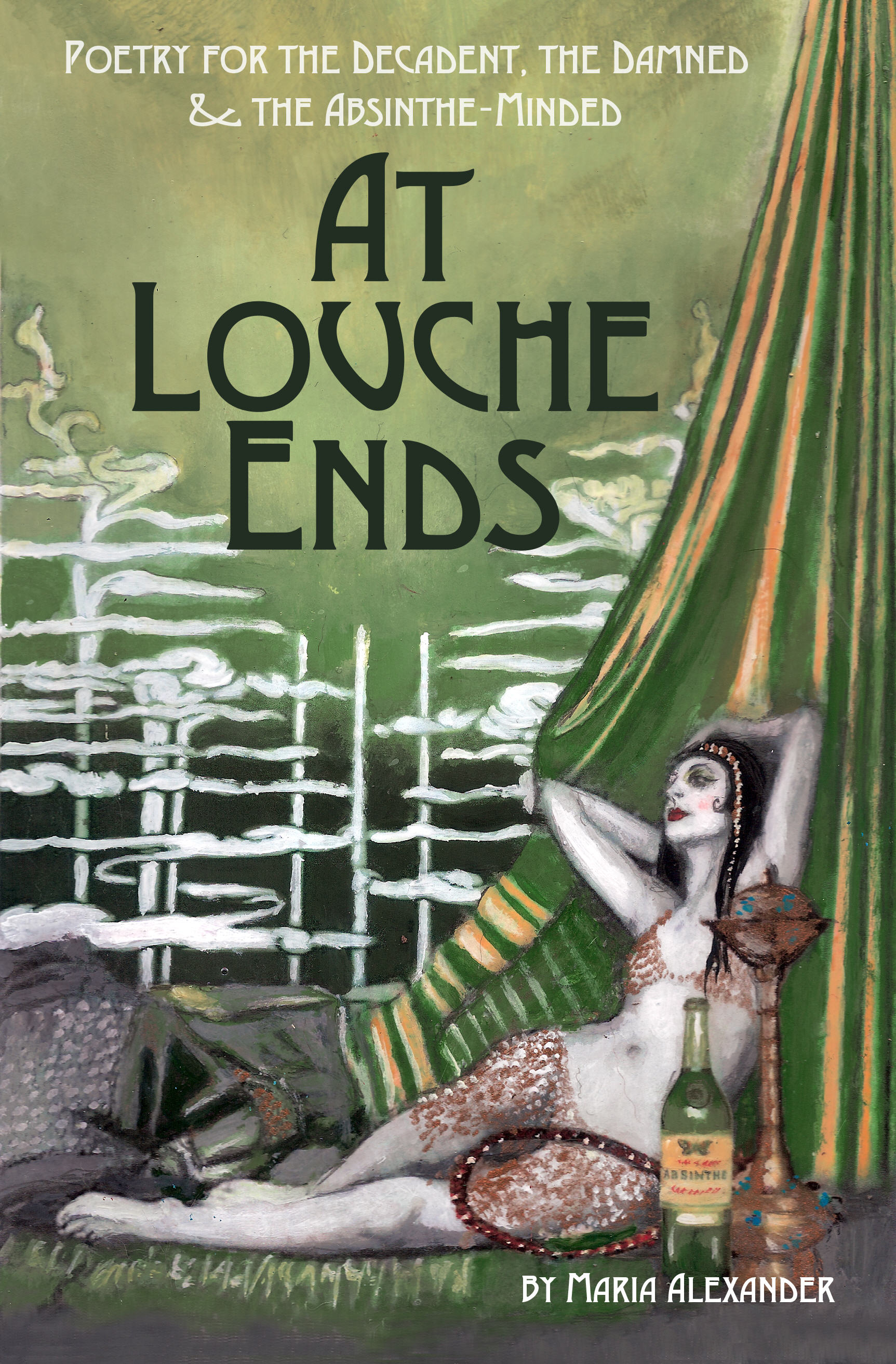 at louche ends maria alexander poetry