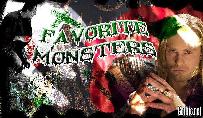 favorite monsters
