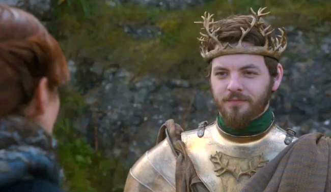 game of thrones season 2 what is dead may never die