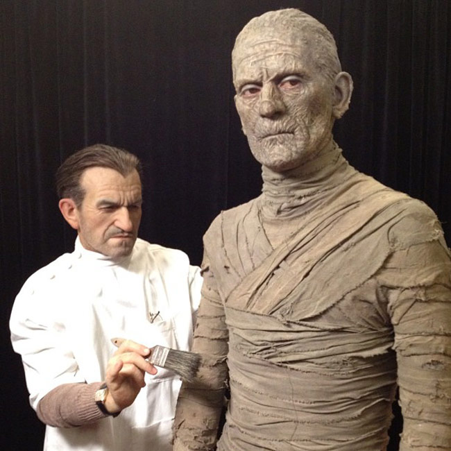 jack pierce karloff monsterpalooza