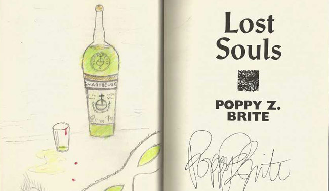 lost souls poppy z brite ebay original art