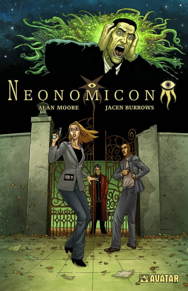 Neonomica Graphic Novel by Alan Moore