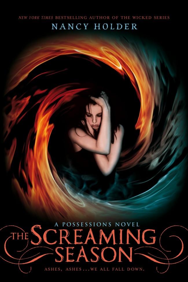 Screaming Season A Possessions Novel by Nancy Holder