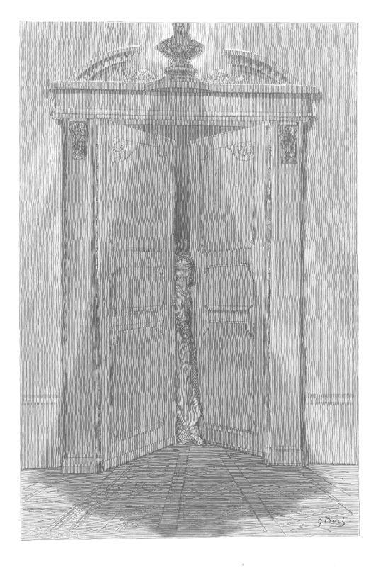 the raven chamber door