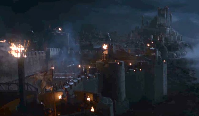 Game of Thrones 209, Blackwater