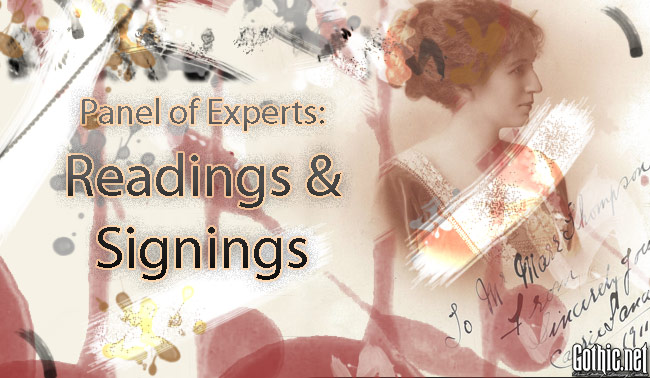 panel of experts readings signings