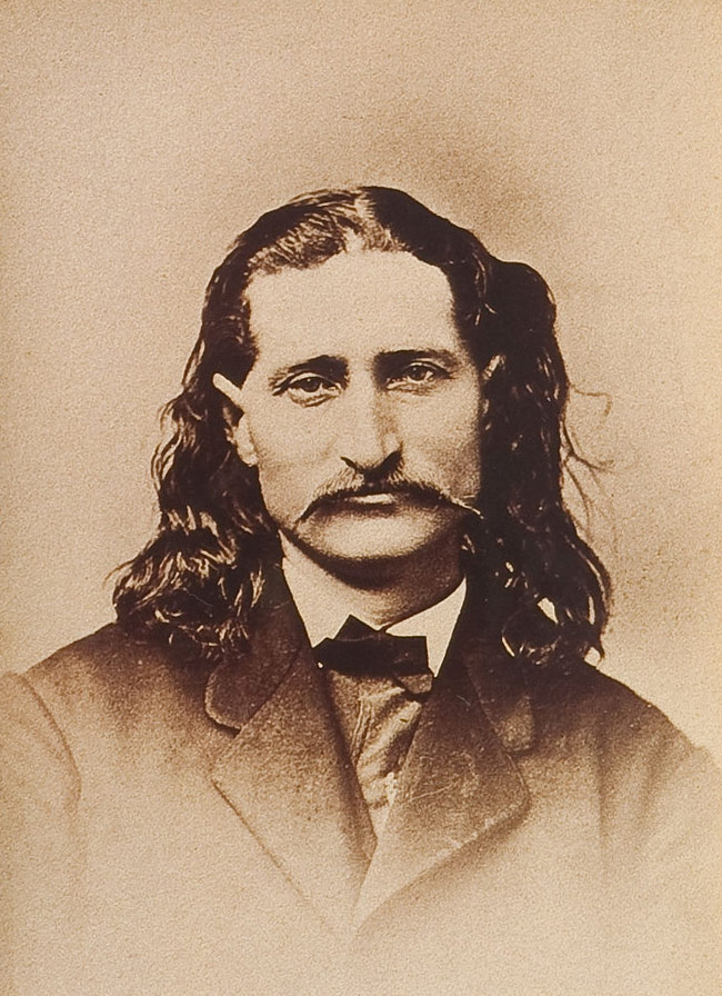 wild bill hickock of the dead mans hand
