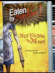 gencon eaten by zombies