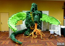 gencon green dragon balloon