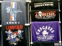 gencon zombie shirts