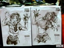 gencon zombie targets