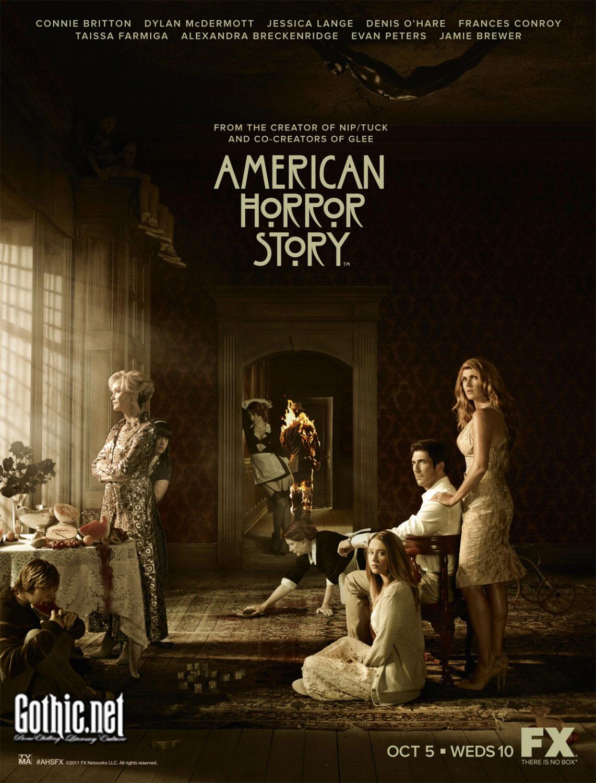 american horror story season 1 fx