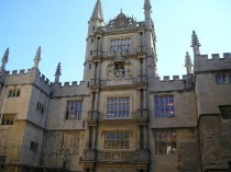 duke humphreys bodlein library oxford