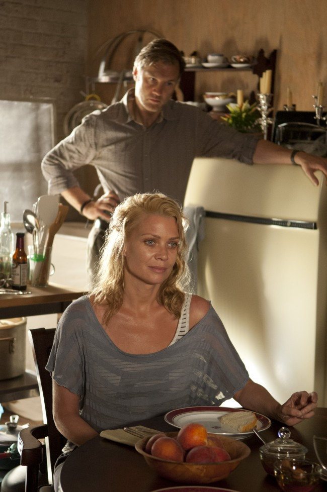 The Governor David Morrissey and Andrea Laurie Holden