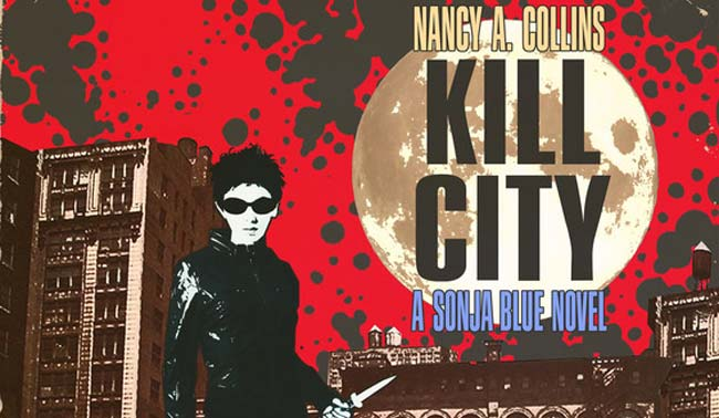 nancy collins kickstarter kill city