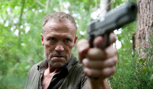 Merle Dixon (Michael Rooker) - The Walking Dead - Season 3, Episode 6 - Photo Credit: Gene Page/AMC
