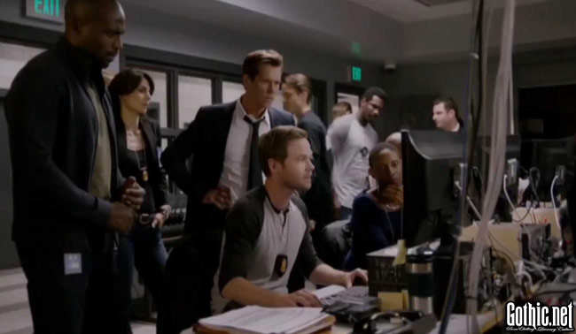 The Following on FOX Episode 2