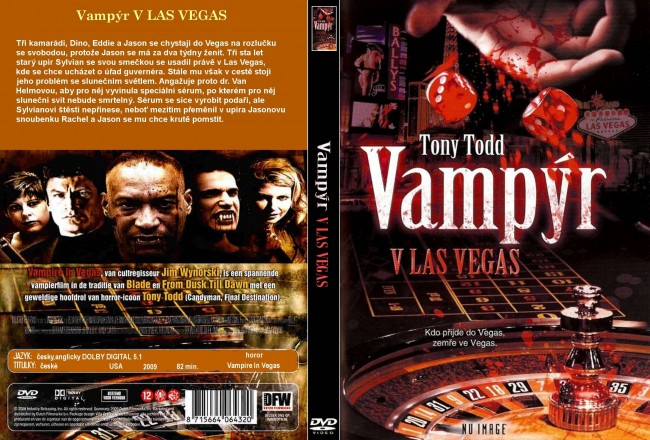vampire in vegas 2009 tony todd